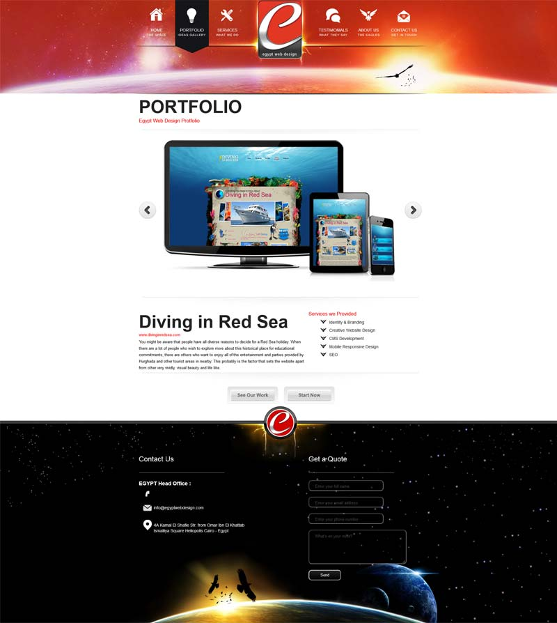 Egypt Web Design Yosry Ui Ux Designer Digital Marketing Specialist
